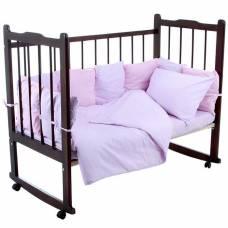 Комплект в кроватку 4 предмета