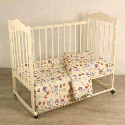 Детское постельное бельё BABY