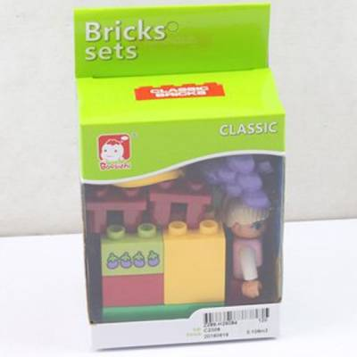 Конструктор Bricks Sets - Сад