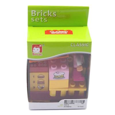 Конструктор Bricks Sets - Кондитерская
