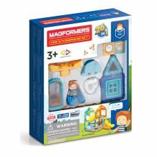 Магнитный конструктор 26 в 1 Max's Playground Magformers