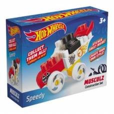 Констр-р Hot Wheels серия musculz Speedy, 16 эл Bauer