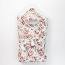 Набор для новорождённого «Флоранс», цвет розовый (3 пред) Мое
