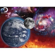 Пазл Super 3D Космический пейзаж, 500 детал. Prime 3D