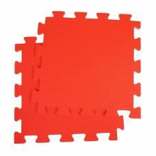 Детский коврик-пазл, 1 × 1 м, красный Жанетт