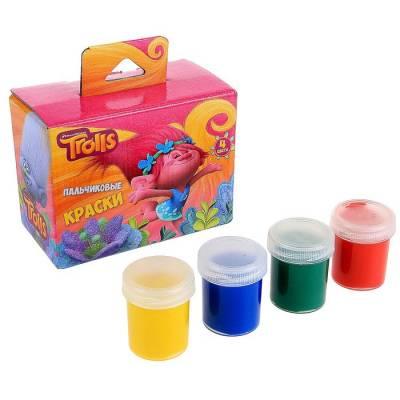 Набор пальчиковых красок