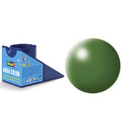 Аква-краска Revell -  Зеленый папоротник, шелково-матовая, 18 мл Revell