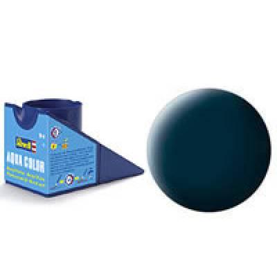 Аква-краска Revell - Гранитно-серая, матовая, 18 мл Revell