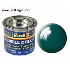 Краска цвета мха глянцевая Revell