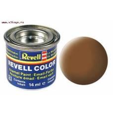Краска цвета темной земли матовая Revell