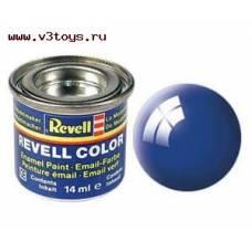 Краска синяя