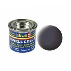 Краска цвета мокрого асфальта матовая Revell