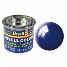 Глянцевая краска, ультрамариновая Revell