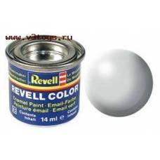 Краска светло-серая шелково-матовая Revell