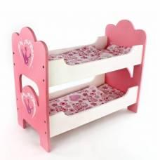 Двуспальная кроватка для кукол