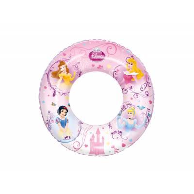 Круг для плавания Disney Princess, 56 см Bestway