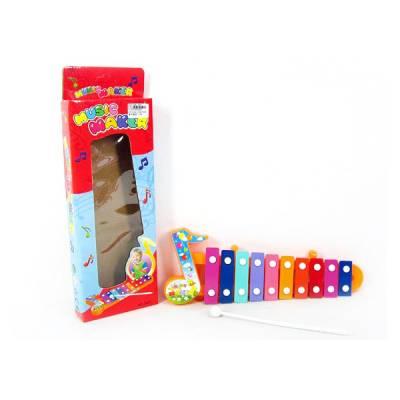 Детский ксилофон Music Maker, 10 тонов Shantou