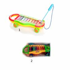 Игрушечный ксилофон-каталка Melody Piano Shenzhen Toys
