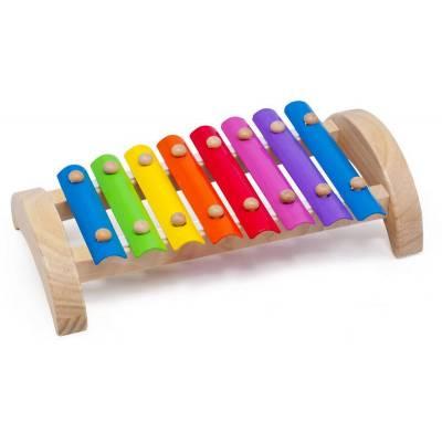 Деревянный ксилофон, 8 тонов МДИ