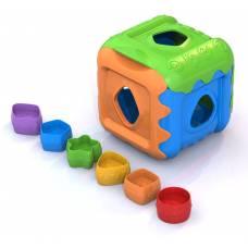 Дидактическая игрушка-сортировщик