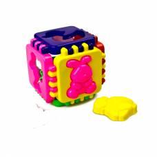 Логический сортер-куб