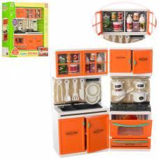 Игровой набор Cooks' Kitchen - Кухня с посудой (свет, звук)