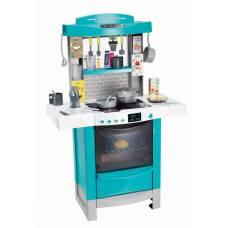 Детская электронная кухня Tefal Cooktronic, кипение, свет, звук Smoby 311505 Smoby