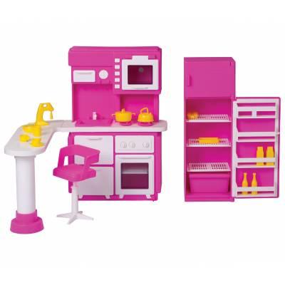 Кукольная мебель для кухни