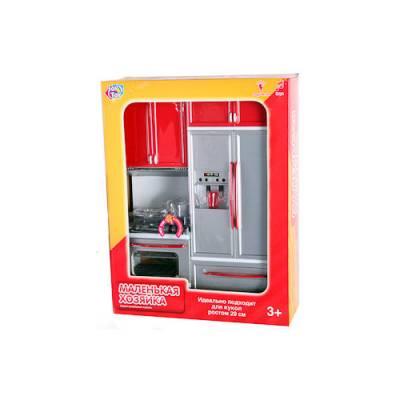 Игровой набор кухонной мебели для кукол