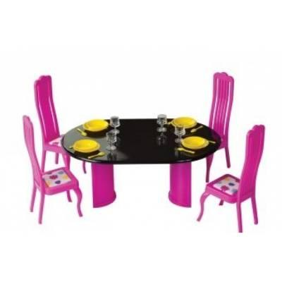 Кукольная мебель для столовой