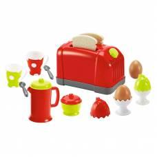 Игровой набор Chef - Тостер с аксессуарами, 17 предметов Ecoiffier