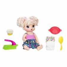 Интерактивная кукла Baby Alive - Малышка хочет есть Hasbro