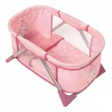 Мягкая кроватка для куклы Baby Annabell Zapf Creation