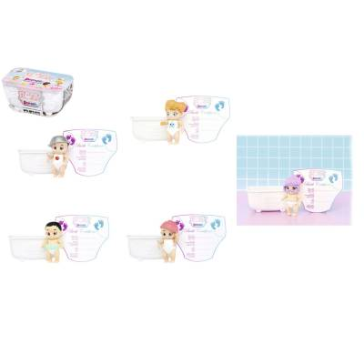Игровой набор Baby Secrets - Кукла с ванночкой, 6 см Zapf Creation