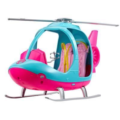 Вертолет Барби