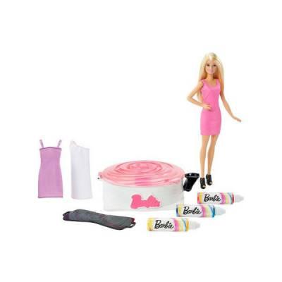Игровой набор Барби - Студия цветных нарядов Mattel