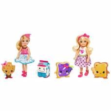 Кукла Barbie - Челси и сладости Mattel