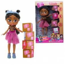 Кукла Boxy Girls - Nomi с аксессуарами, 20 см 1TOY