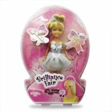 Кукла Brilliance Fair - Балерина с диадемой и волшебной палочкой, 26.7 см Funville