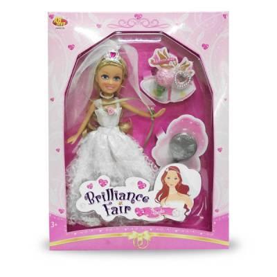 Кукла Brilliance Fair - Невеста, 26.7 см Funville