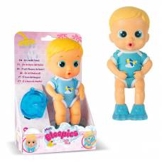 Кукла для купания Bloopies - Макс, в открытой коробке, 24 см IMC toys