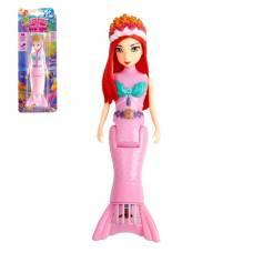 Интерактивная кукла русалочка «Моя красавица» плавает, работает от батареек Sima-Land