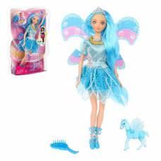 Кукла « Лесная фея» в платье, с аксессуарами Sima-Land
