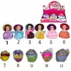 Кукла-кекс Cupcake Jelato, 14 см