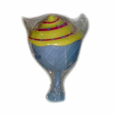 Кукла-кекс Gelato Surprise, желто-голубая