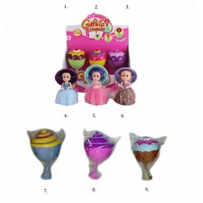 Кукла-кекс Gelato Surprise с аксессуаром