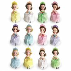 Кукла-кекс Cupcake Surprise - Невеста, 15 см Emco