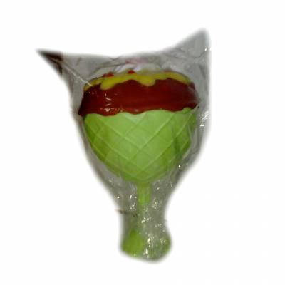 Кукла-кекс Gelato Surprise, салатово-коричневая