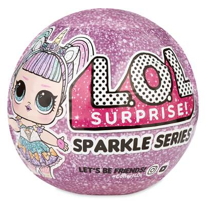 Кукла LOL Surprise Sparkle Series MGA Entertainment