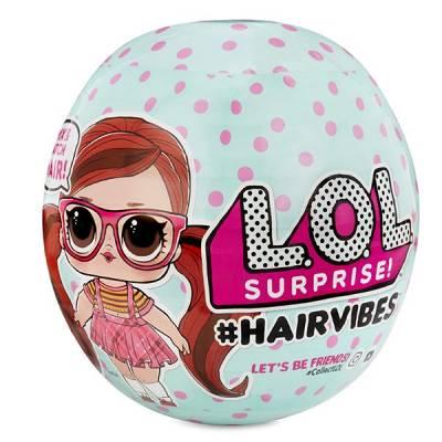 Кукла LOL с прядями для причесок MGA Entertainment